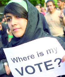 Iran : Les consultations meurtrières