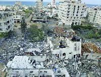 Gaza : un anniversaire de triste mémoire