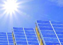 Electricité : 9 milliards de dollars pour le solaire