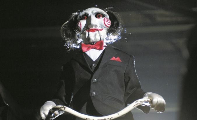 """""""Jigsaw"""" effraie la concurrence au box-office"""