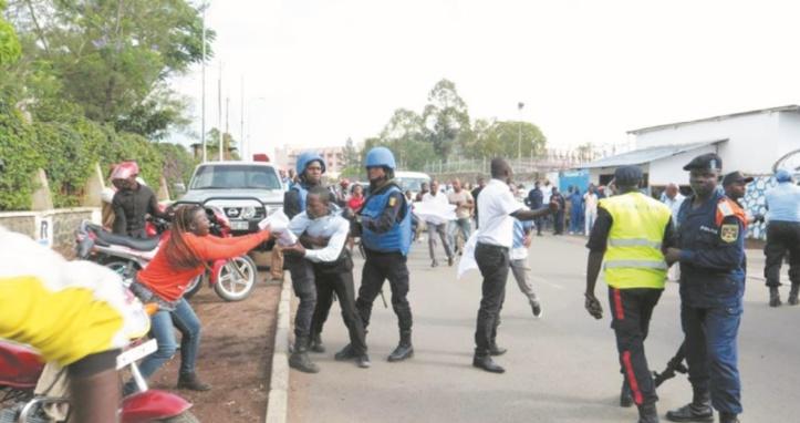 Quatre civils et un policier tués dans des heurts à Goma