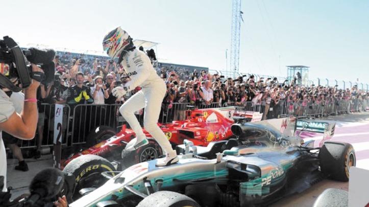 Formule 1 : A quand une femme au départ d'un Grand Prix ?