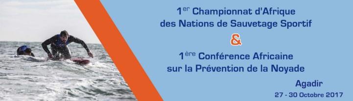 Agadir accueille la 1ère conférence africaine de la prévention de la noyade