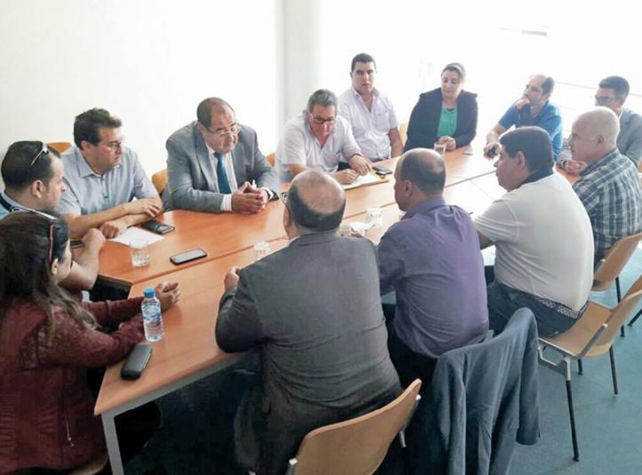 Driss Lachguar : L'USFP comprend parfaitement la situation dans laquelle se débattent les pharmaciens