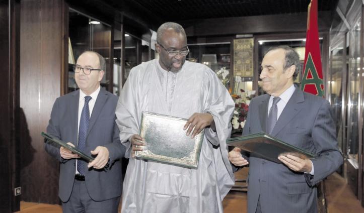 Renforcement de la coopération parlementaire Maroc-CEDEAO
