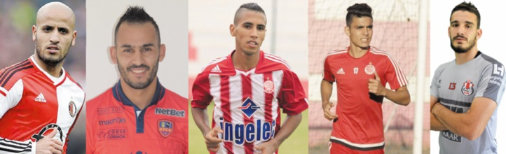 Cinq Marocains nominés au titre de joueurs africains de l'année