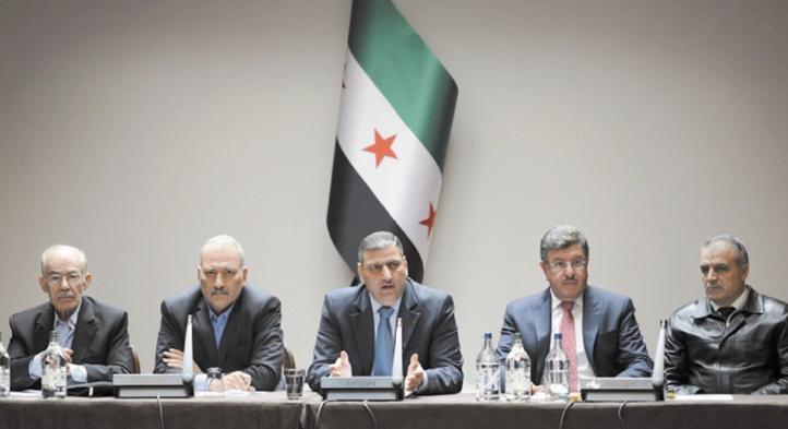 Les opposants syriens du HCN rejettent la conférence de Sotchi