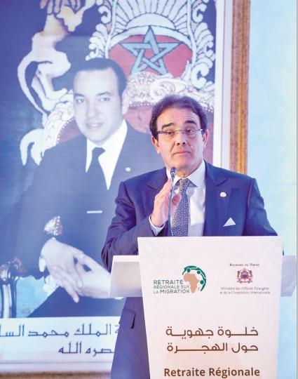 Abdelkrim Benatiq appelle les Africains à prendre leur destin en main