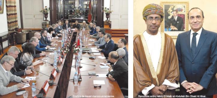Habib El Malki : La création d'un groupe d'amitié parlementaire Maroc-Ukraine donnera une nouvelle impulsion aux relations bilatérales