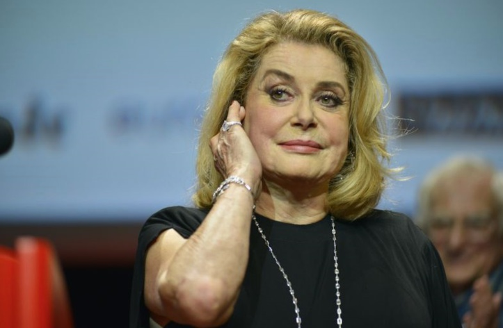 Catherine Deneuve mêlée à l'assassinat de Kennedy ?