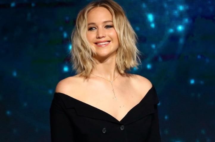 Jennifer Lawrence dénonce le culte de la minceur