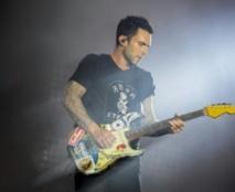 Dans une époque difficile, Maroon 5 évite la chanson militante