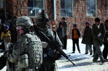 Faut-il un renforcement militaire américain en Afghanistan ?