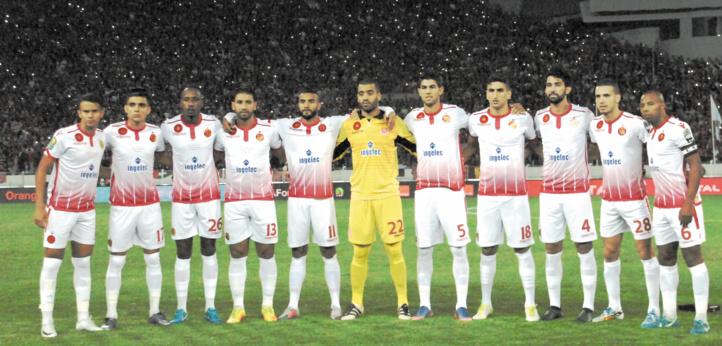 Le WAC au firmament Al Ahly mauvais perdant