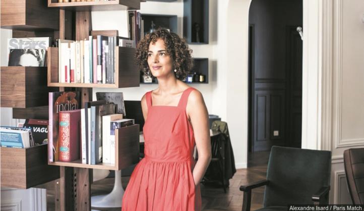 Leila Slimani Un écrivain engagé cherche à changer le monde et la réalité par l'écriture