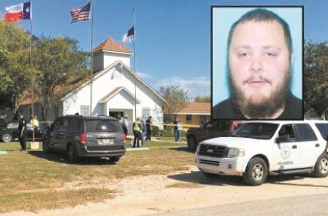 Le tueur du Texas Athée, asocial et violent