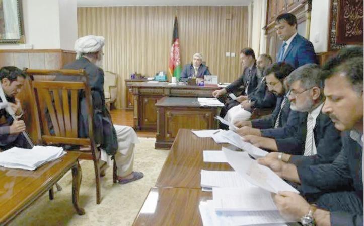 En Afghanistan, un haut magistrat ouvre sa porte aux déçus de la justice