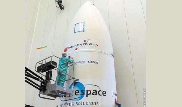 Le Maroc lance son deuxième satellite