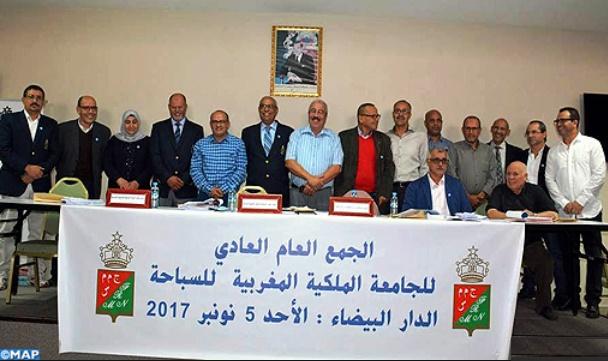 Driss Hassa réélu président de la FRMN