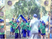 L'O.M.S.G. tient son deuxième séminaire national : Scouts et guides dressent leur campement à Marrakech
