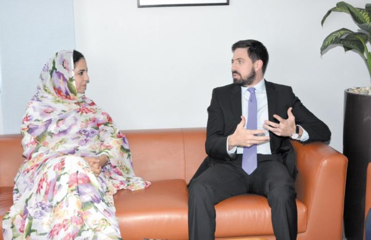 Volonté commune du Maroc et de la Hongrie de développer leurs échanges