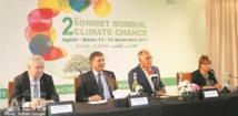 Jean Pierre Elong Mbassi : Les élus locaux ne doivent pas rester indifférents face aux changements climatiques