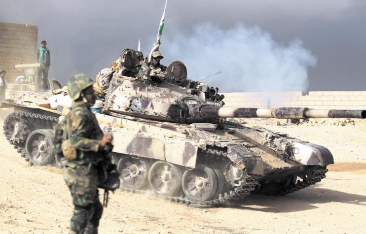 Baghdadi signalé à Boukamal lors de la chute de la ville