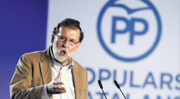 Rajoy plaide pour une participation massive aux régionales du 21 décembre