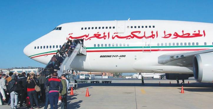 3.000 supporters ont fait le déplacement à Abidjan sur les vols RAM