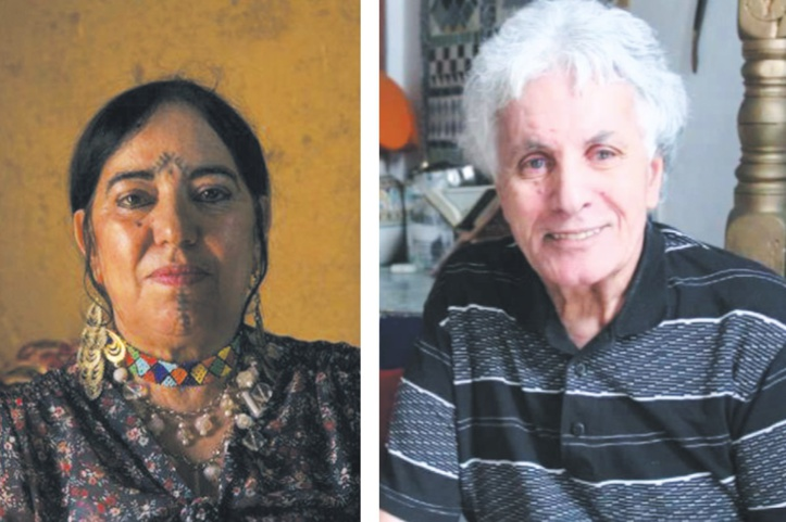 Idurar rendra hommage à Hassan Mégri et Hadda Ouakki
