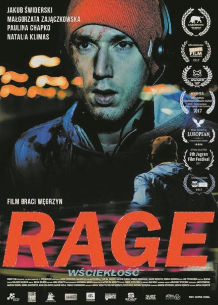"""""""Rage"""" rafle le Grand prix du Festival international de cinéma et mémoire commune"""