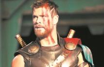 """""""Thor: Ragnarok"""" continue de régner sur le box-office"""