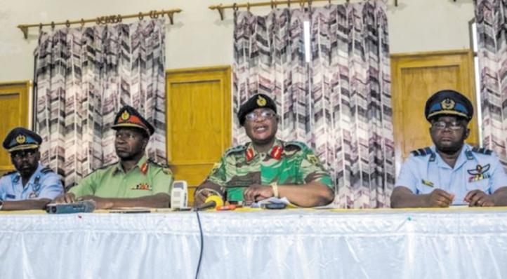 L'armée prend le pouvoir au Zimbabwe