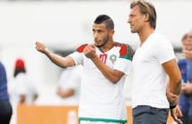 Younès Belhanda pas du tout tenté par un Maroc-France au Mondial