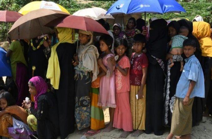 Le chef de l'armée birmane opposé au retour des réfugiés rohingyas
