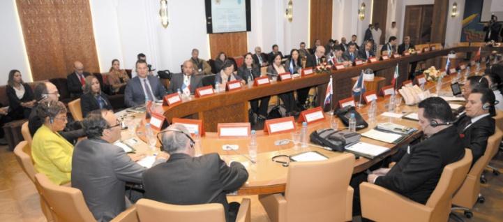 Le FOPREL pour une solution pacifique au Sahara préservant l'intégrité territoriale du Maroc