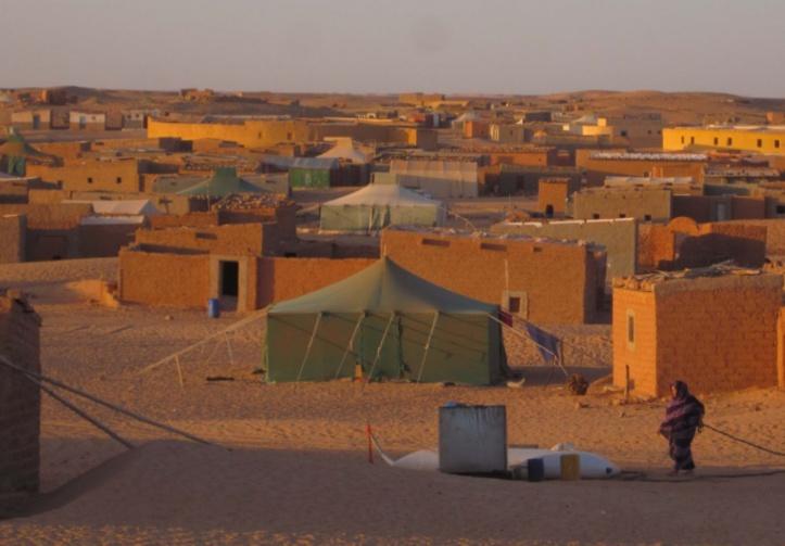 Un mouvement pour le changement voit le jour dans les camps de Tindouf