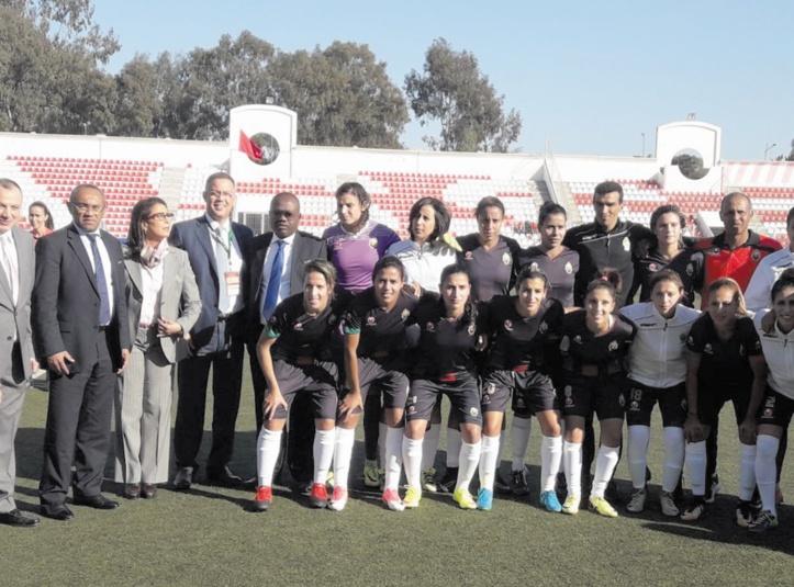 Consécration de l'équipe féminine de l'ASFAR