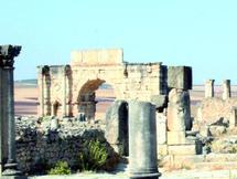 L'Institut français de Meknès revisite la ville du Maroc antique : La cité ismaélienne sur les traces de Volubilis