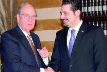 Pour redynamiser le processus de paix  dans la région : George Mitchell en tournée au Proche-Orient