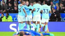 Premier League Manchester City en altitude,  Tottenham tombe, United en fête