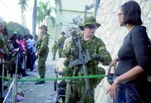 Haïti  : Les Américains débarquent en force