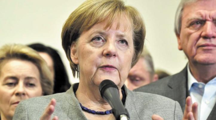 Merkel confrontée à une crise politique sans précédent en Allemagne