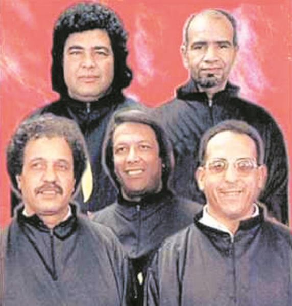 La légendaire troupe musicale Lemchaheb illumine la scène à Essaouira