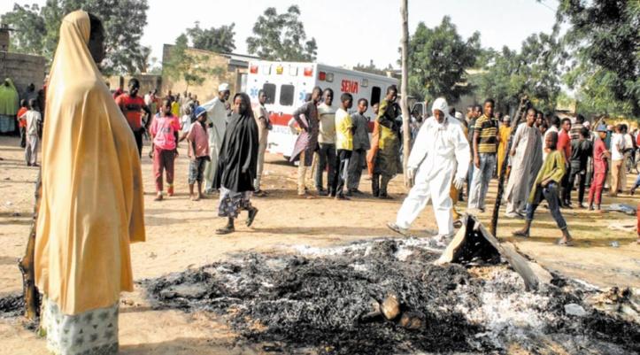 Au moins 50 morts dans un attentat-suicide au Nigeria
