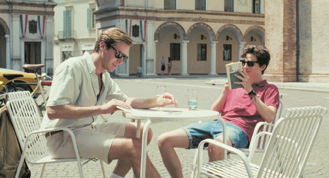"""""""Call Me by Your Name"""" domine les nominations aux Spirit Awards"""