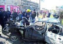 Irak  : Une cinquantaine de morts dans des attentats coordonnés à Bagdad