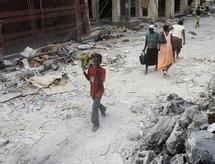 Tragédie de Haïti au-delà de la catastrophe naturelle