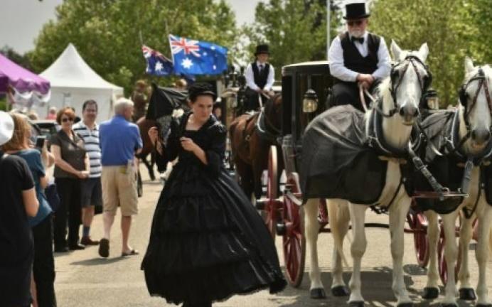 La renaissance des cimetières australiens