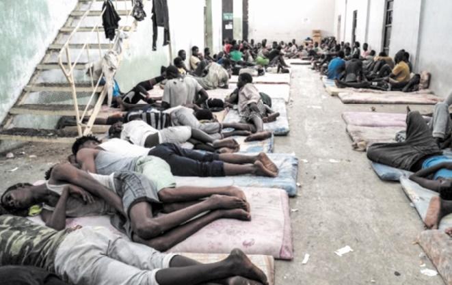Le complot du silence : Esclavage en Libye, un secret de Polichinelle